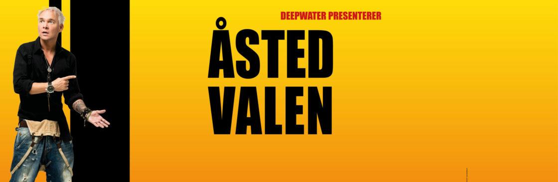 Kristian Valen - Åsted Valen