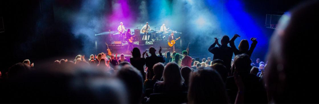 Vidar Johnsen & Peter Nordberg konsertbilde